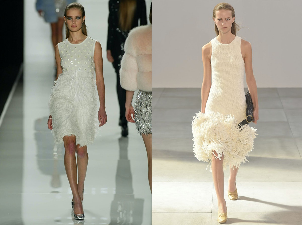 Celine Fall 2003 and Spring 2015