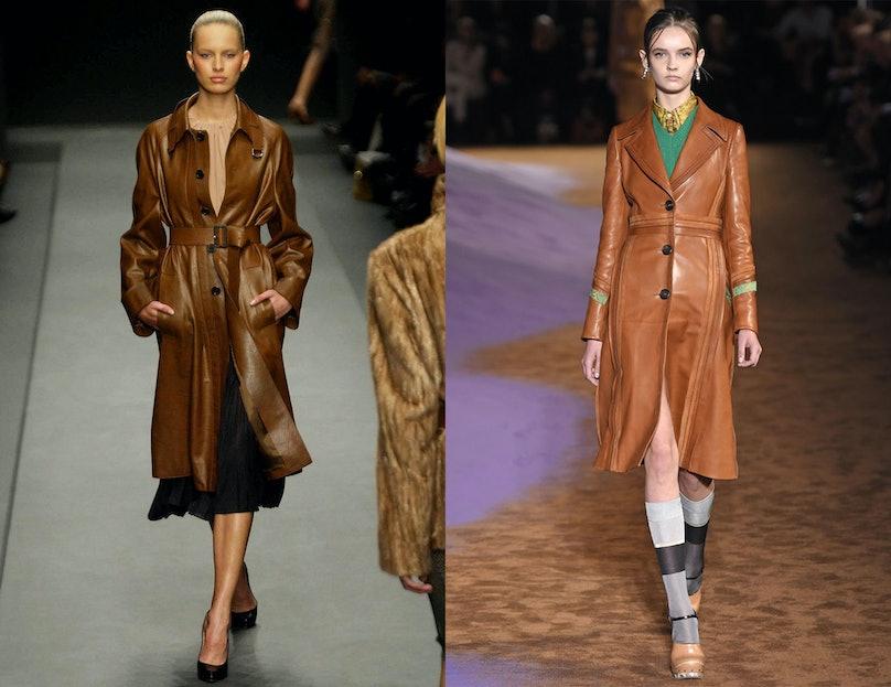 Prada Fall 2002 and Spring 2015