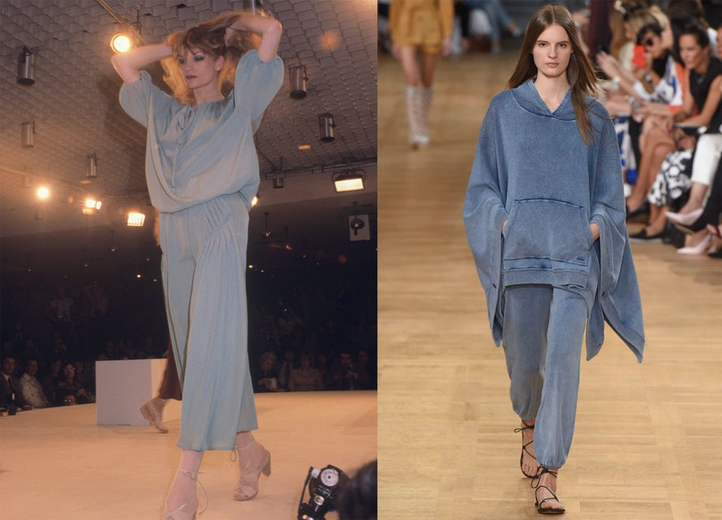 Chloe Spring 1978 and Spring 2015
