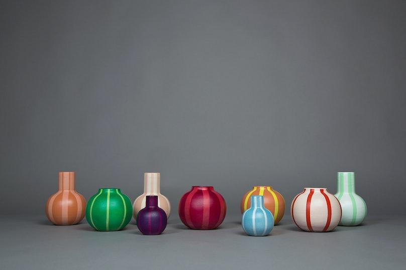 Melvaer's vases