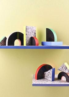 Vera & Kyte shelves
