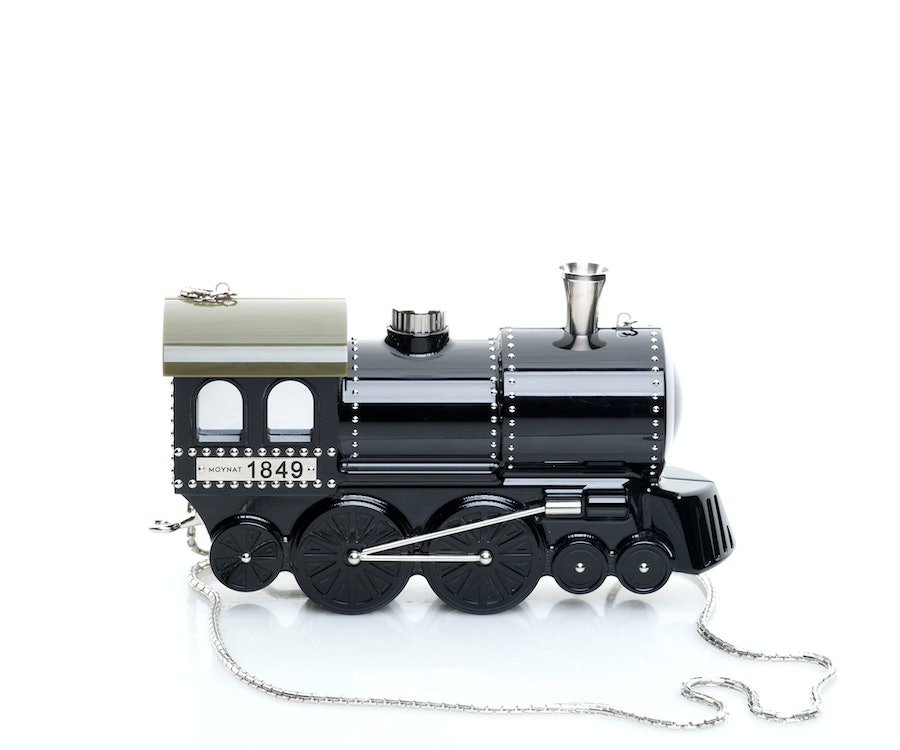 Pharrell x Moynat Train Clutch