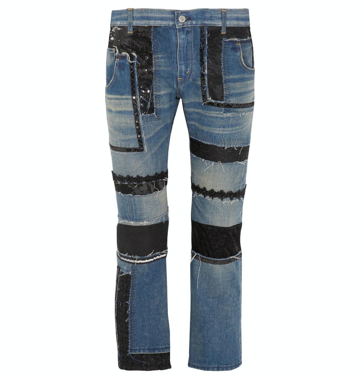 Junya Watanabe jeans