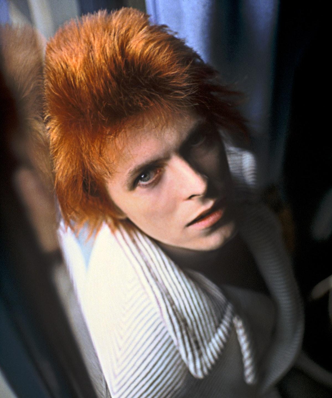 David Bowie, 1972 by Mick Rock