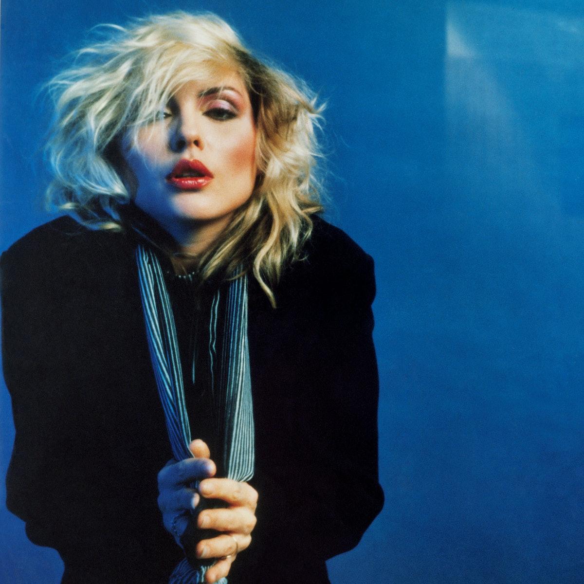 Debbie Harry, 1978 by Mick Rock