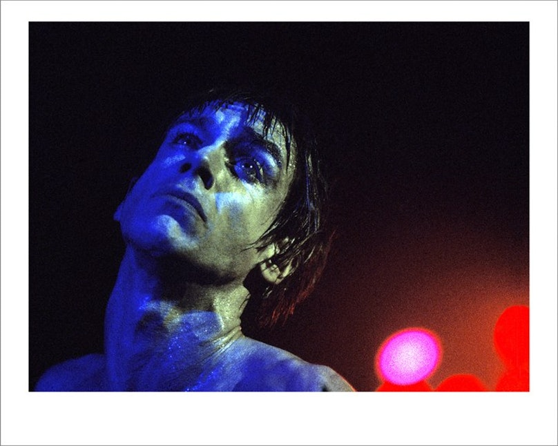 Iggy Pop, 1979 by Mick Rock