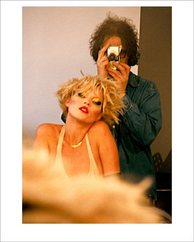 Kate Moss, New York, 2002