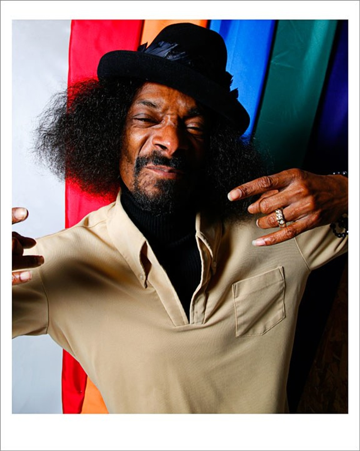 Snoop Dogg, L.A., 2010 by Mick Rock