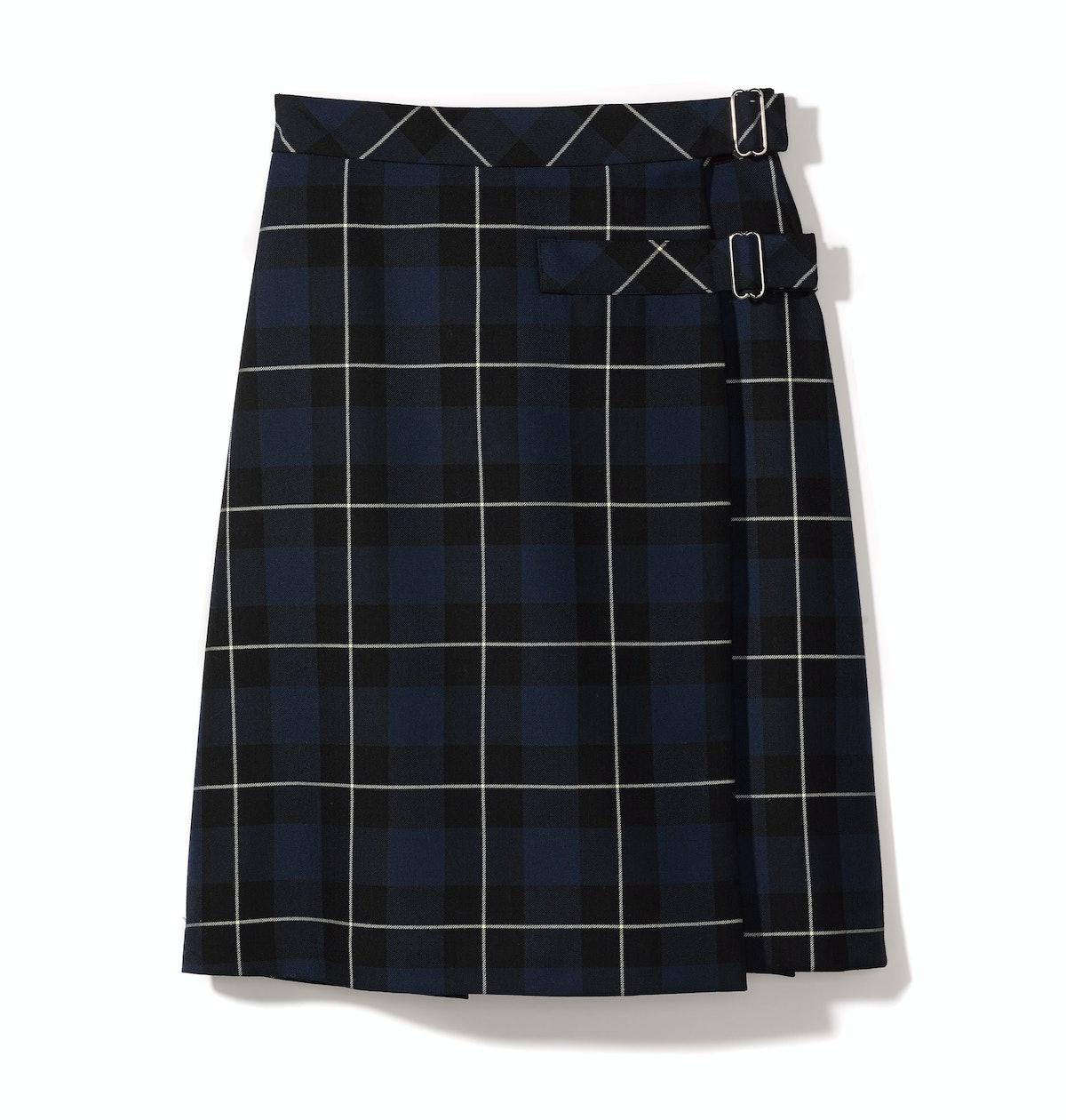 Trademark skirt