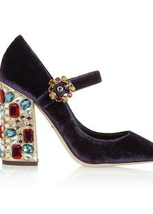 Dolce and Gabbana pumps