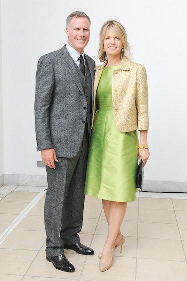 Will Ferrell and Viveca Paulin-Ferrell