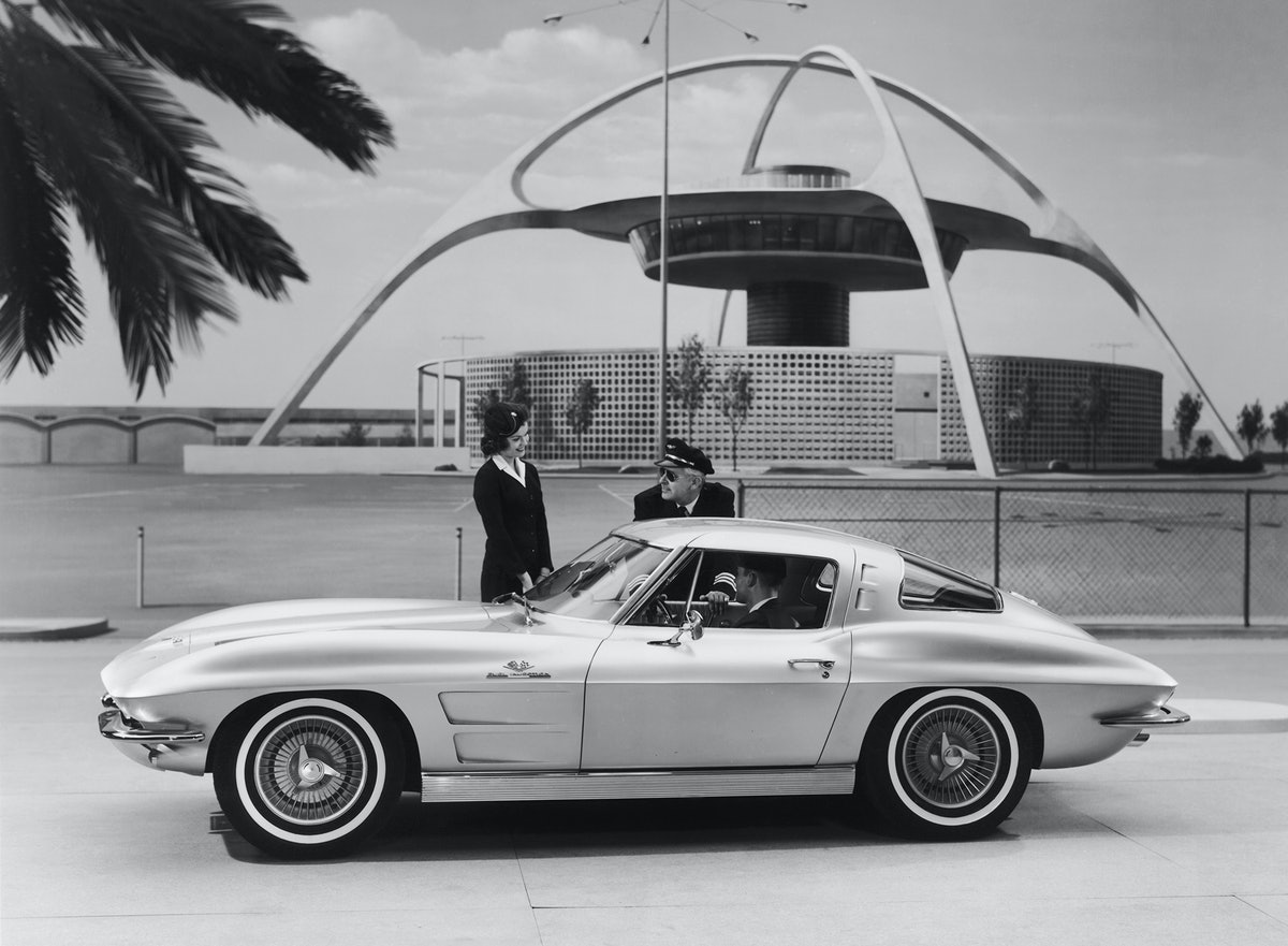 Corvette Sting Ray sport coupe