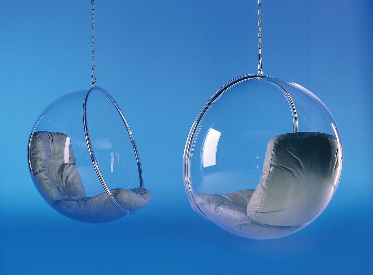 Eero Aarnio Bubble chairs