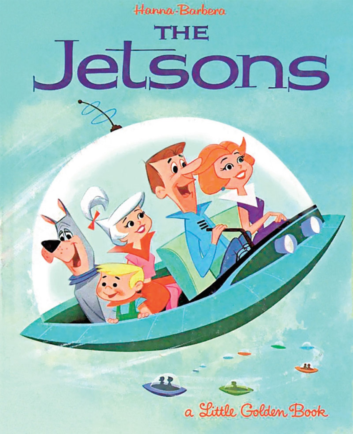 The Jetsons book