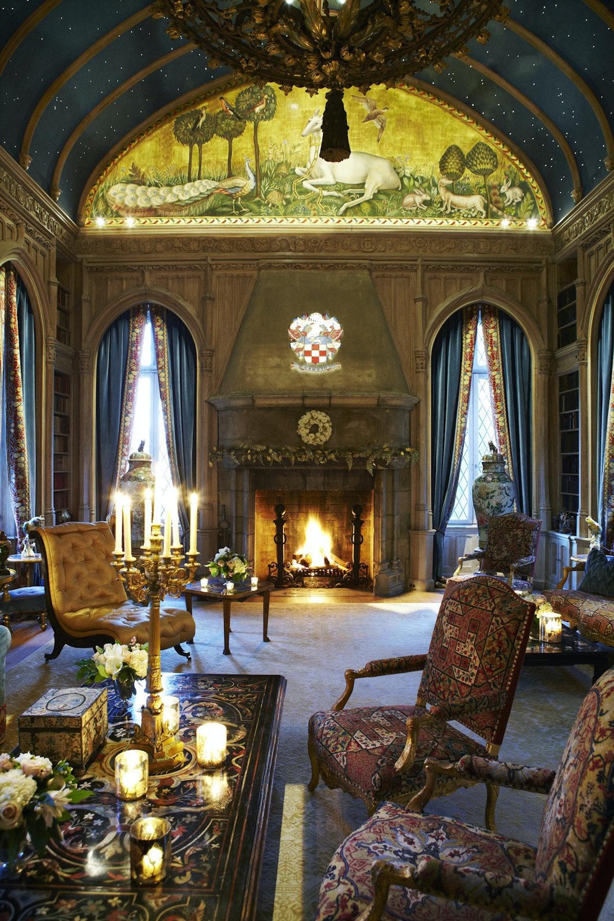 Vince Camuto's Chateau Ridge home