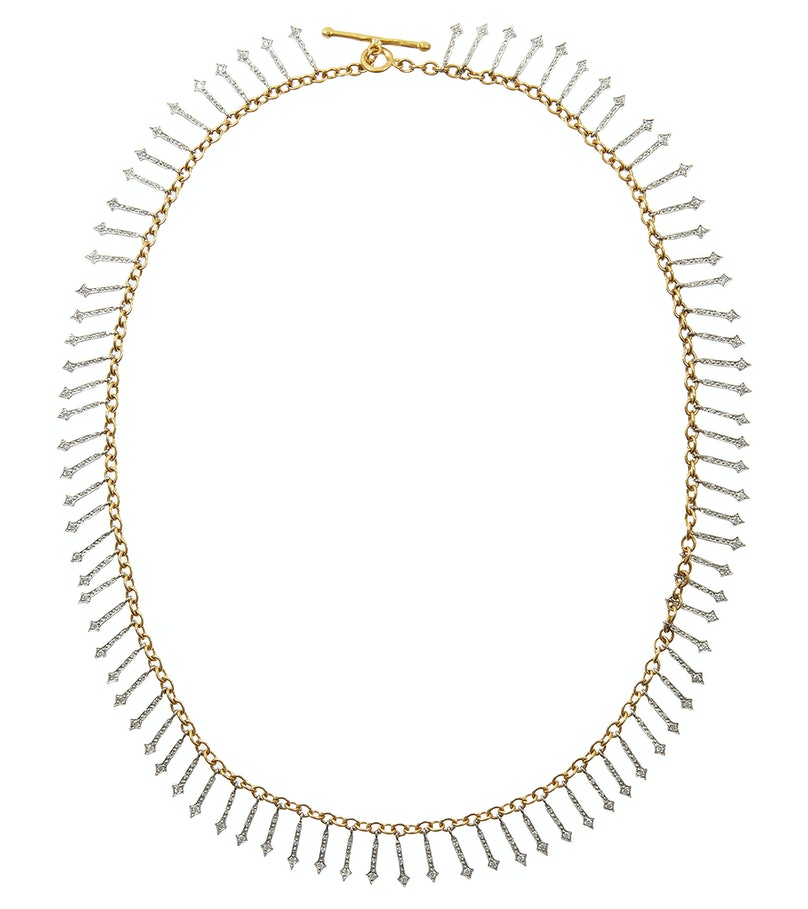 Cathy Waterman necklace