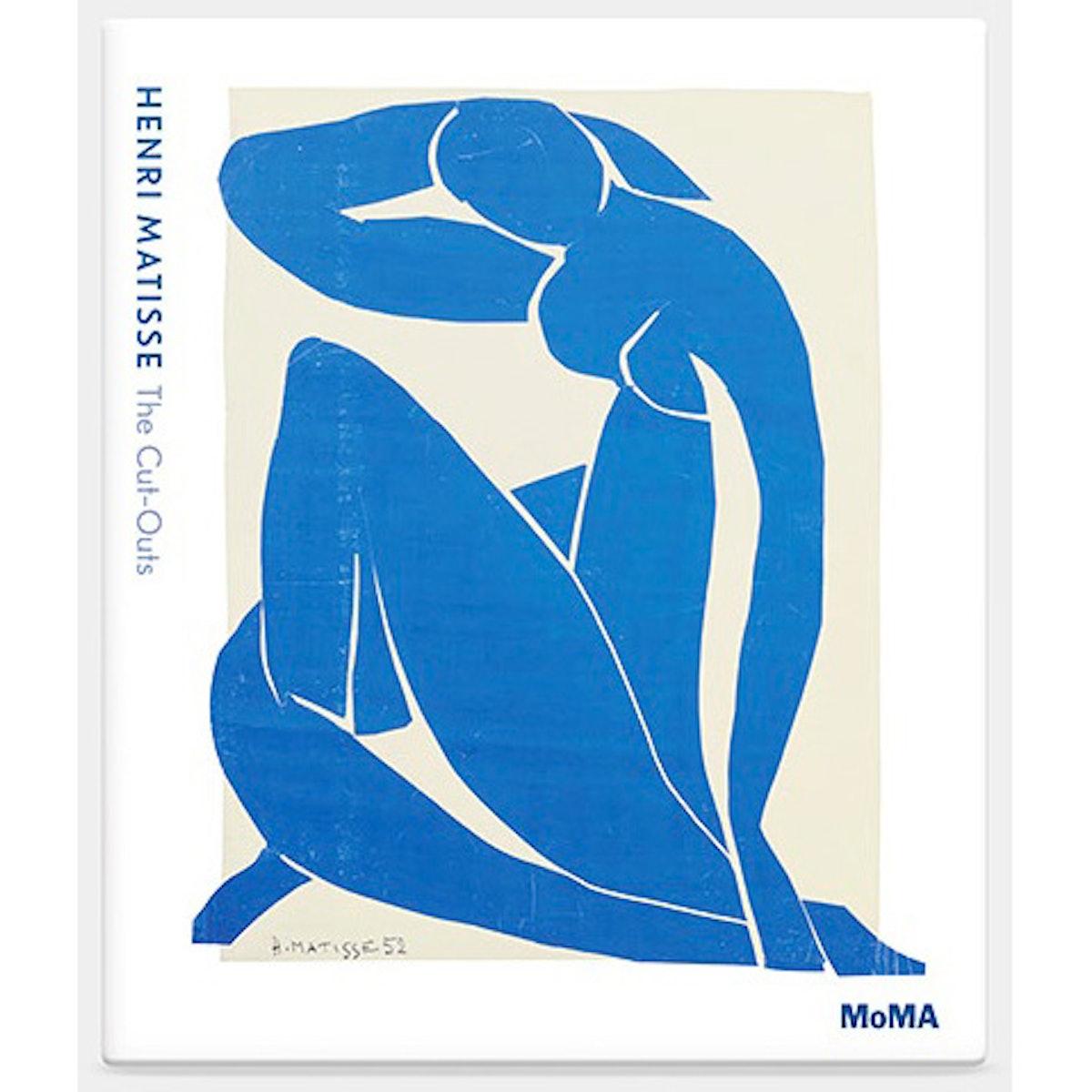 Henri Matisse The Cutouts coffee table book