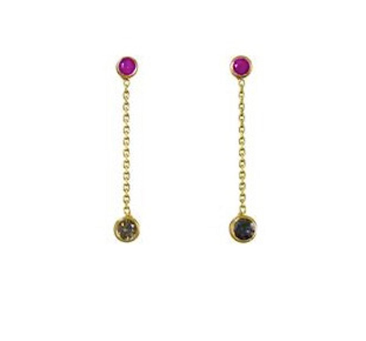 Xiao Wang earrings