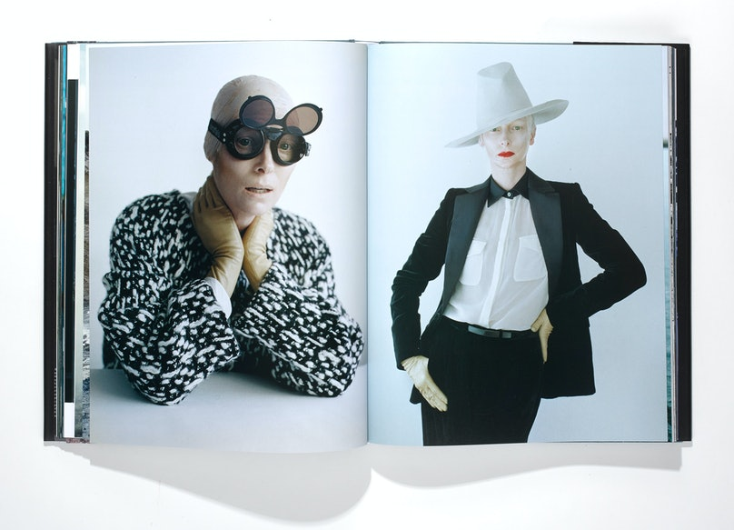 """We Need to Talk About Tilda"" photographed by Tim Walker"