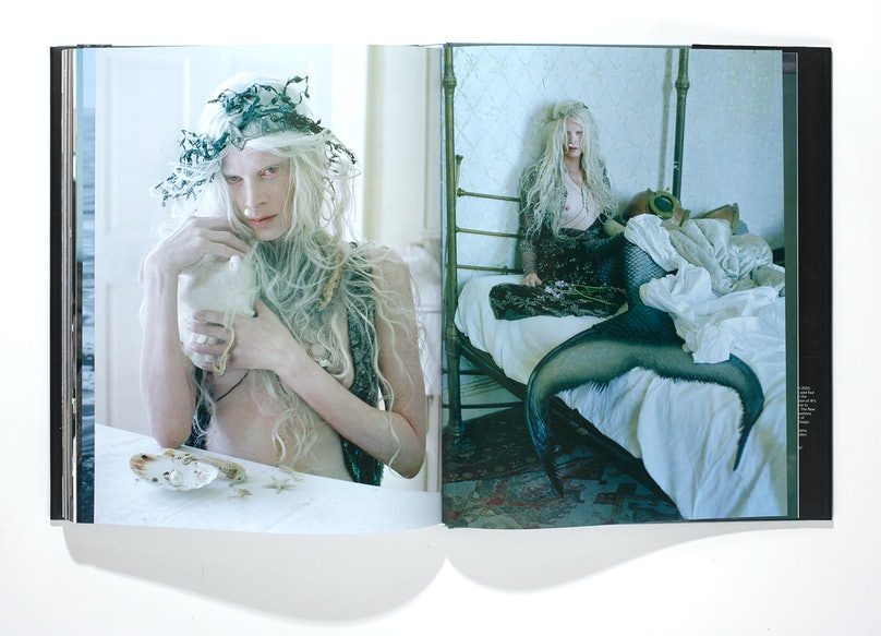 """Far Far From Land"" photographed by Tim Walker"