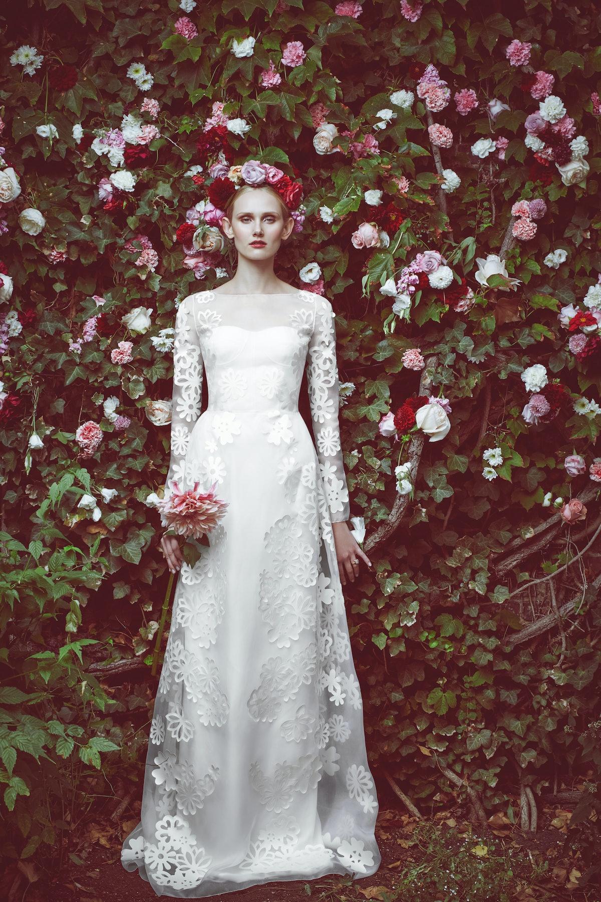 Honor and Stone Fox Bride