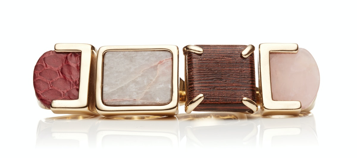 Nina Ricci knuckle ring