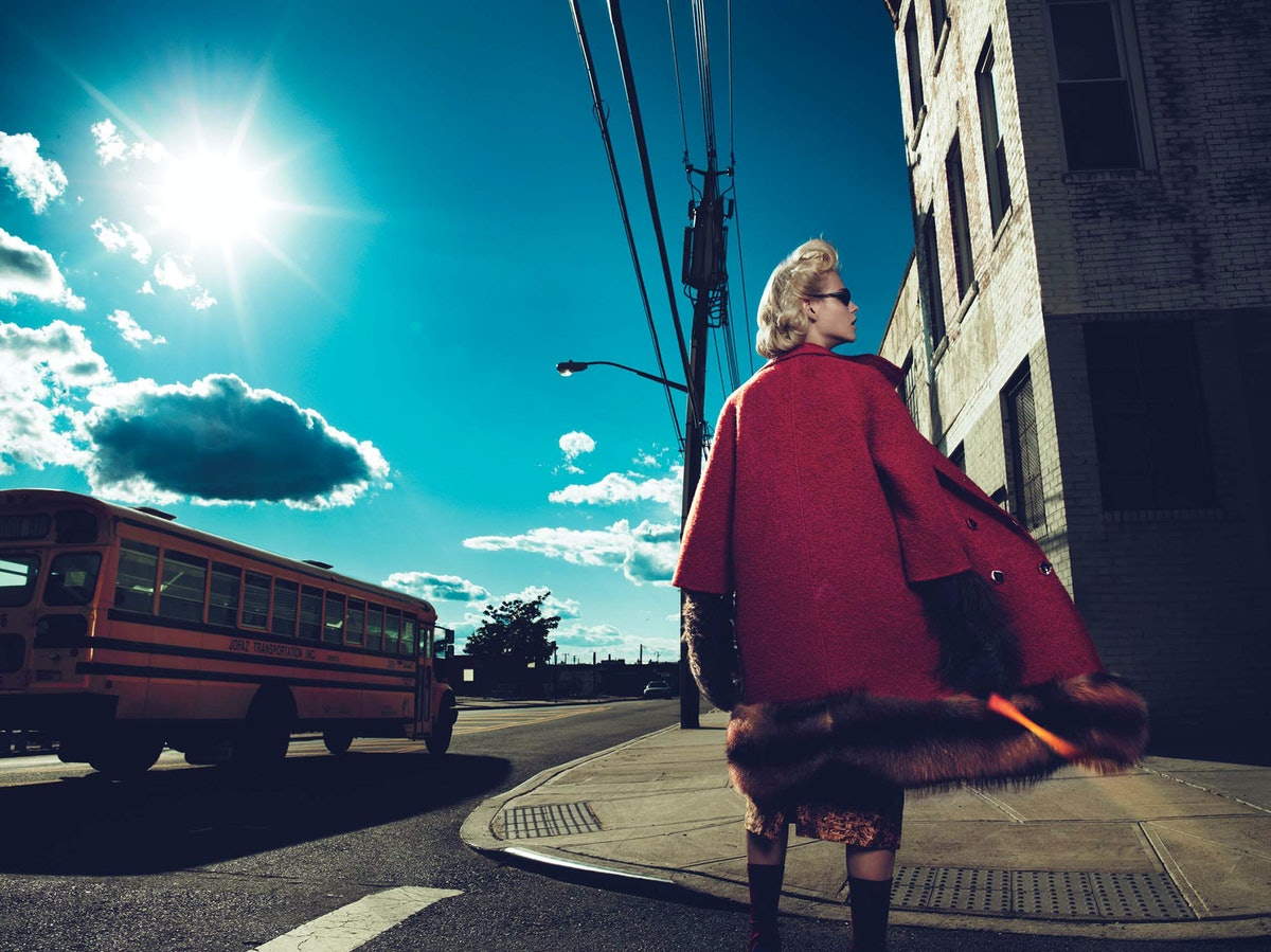 """Last Exit to Brooklyn"" photographed by Mert Alas & Marcus Piggott"