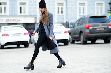 Mercedes-Benz Fashion Week Russia Street Style