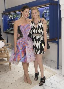 Irene Neuwirth and Elizabeth Banks