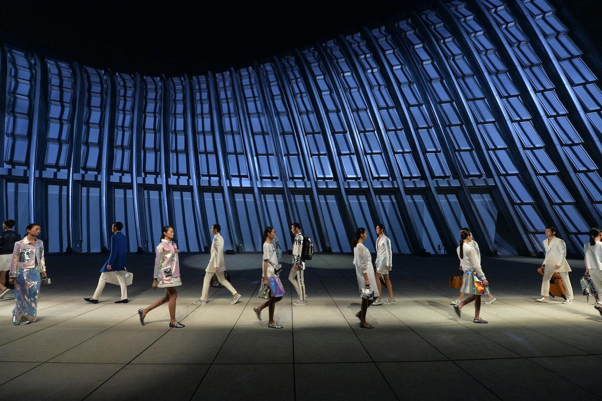 MCM Beijing Fashion Show