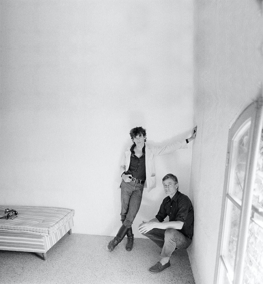 Robert Mapplethorpe and Sam Wagstaff