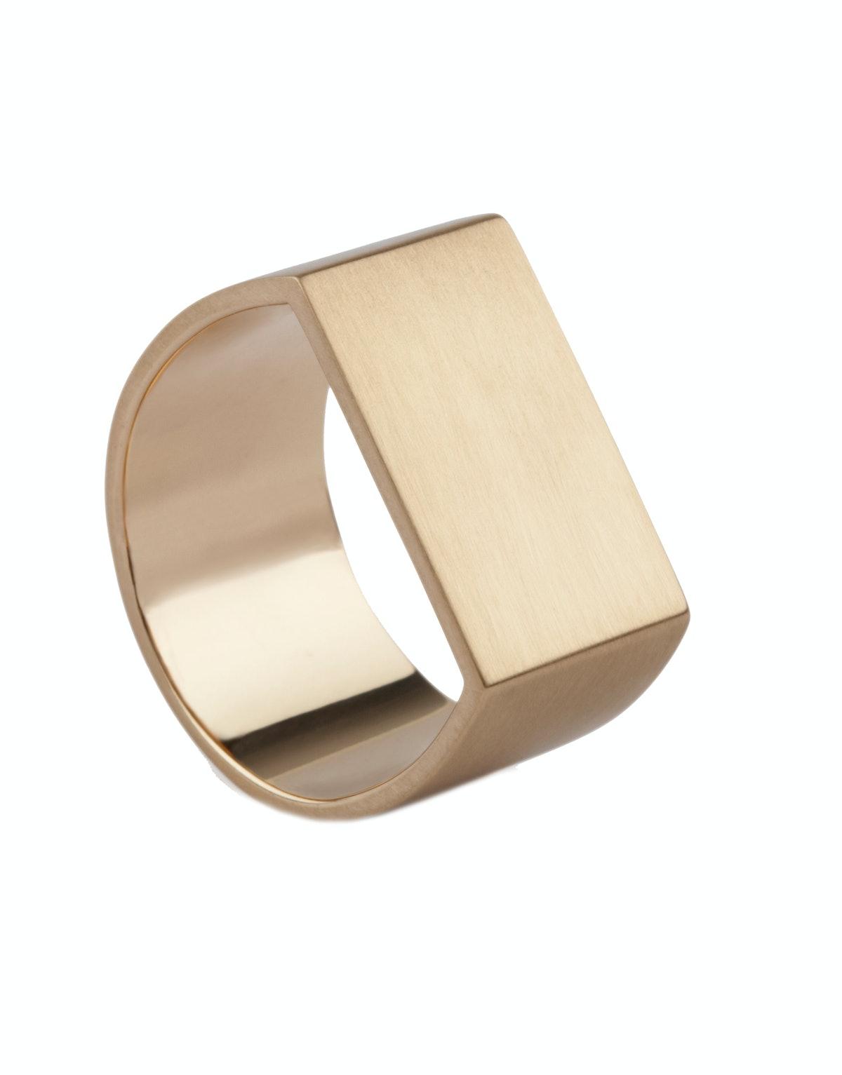 Dina Kamal DK01 ring