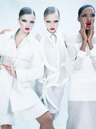 Best in Show; W Magazine January 2012