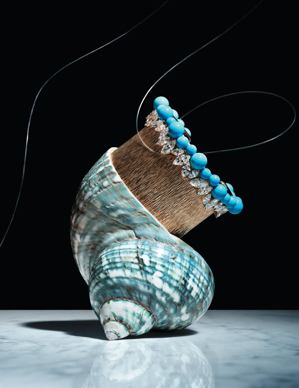 Shells, Piaget Cuff,