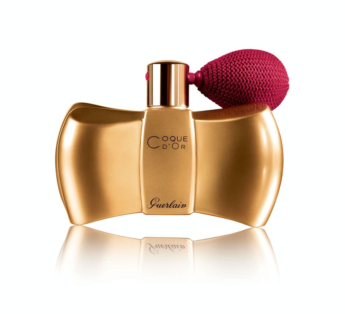Guerlain Coquette d'Or Perfumed Shimmer Powder