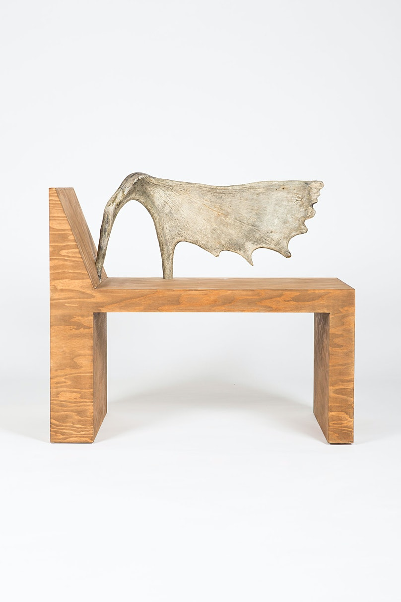 Rick Owens, Stag Chair