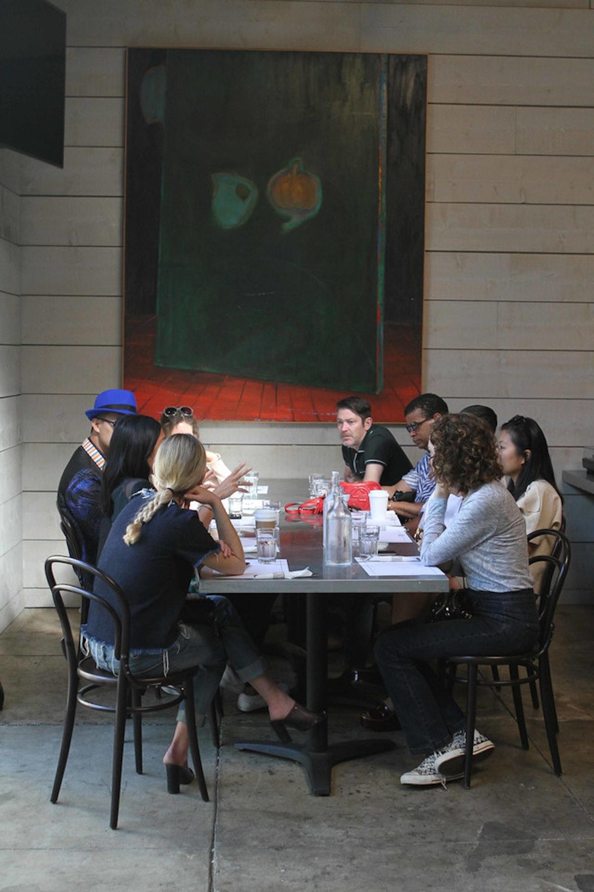 Cafe Zubc L.A.