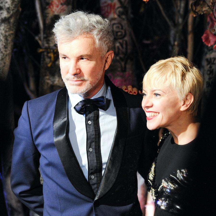 Baz Luhrmann and Catherine Martin