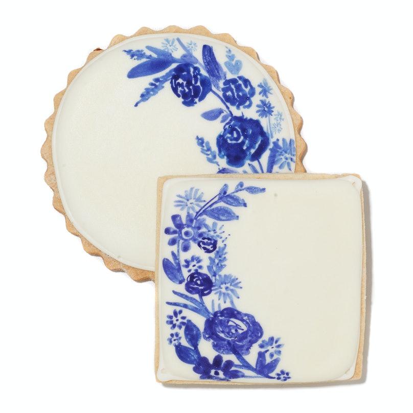 Sogoal Zolghadri of Sogi's Honey Bakeshop sugar cookies (