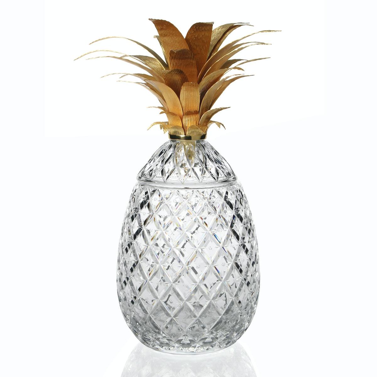 William Yeoward Crystal centerpiece,