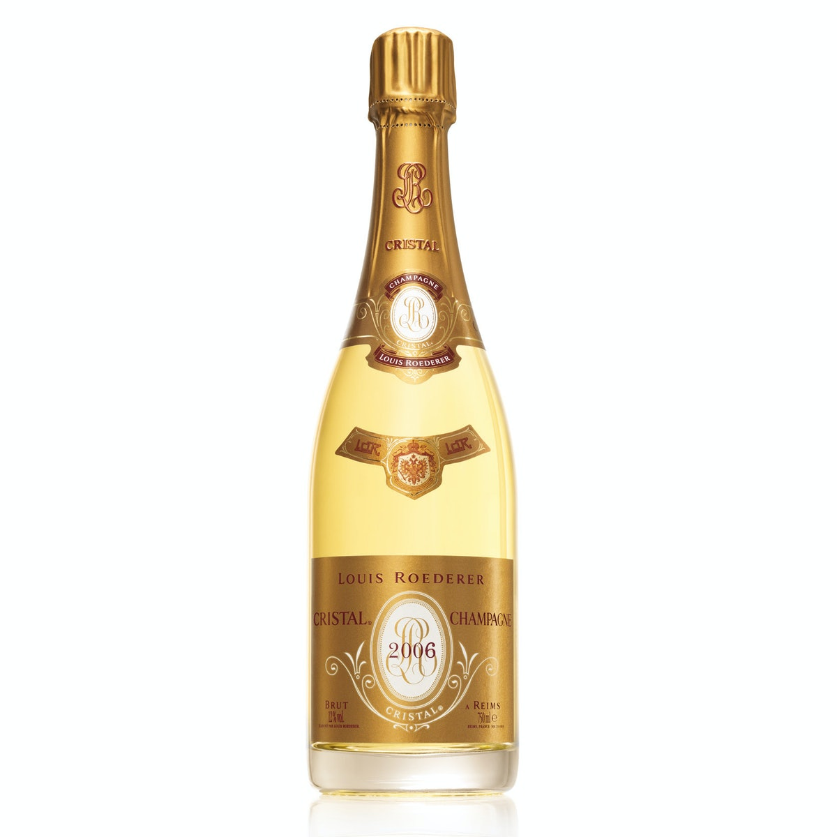 Louis Roederer Cristal champagne 2006