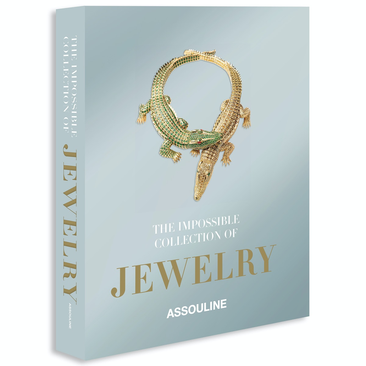 The Impossible Collection of Jewelry, by Vivienne Becker