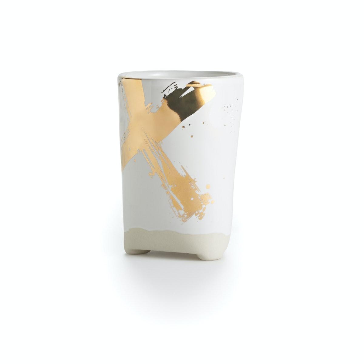Illume Woodfire Candle