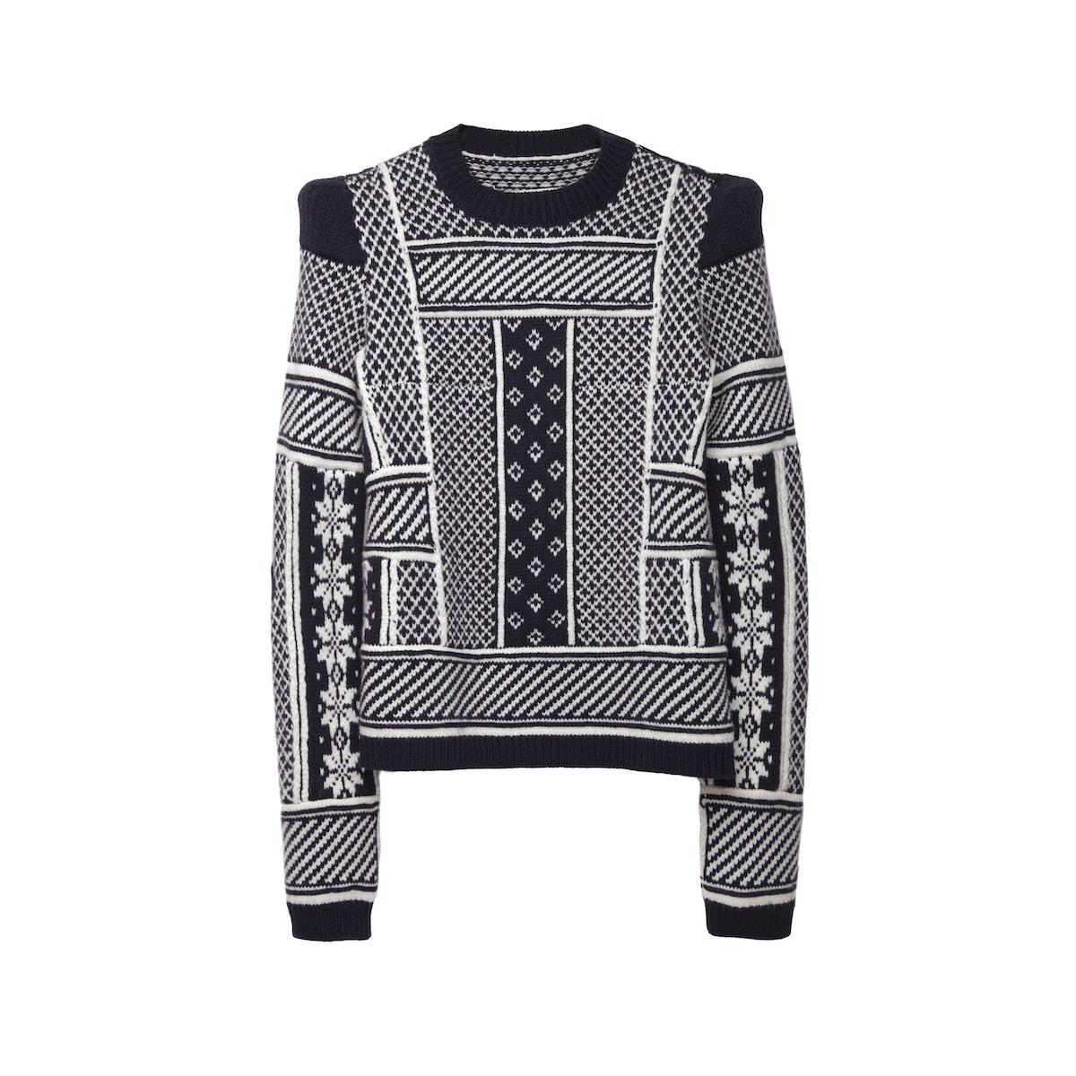 Maison Martin Margiela defile sweater