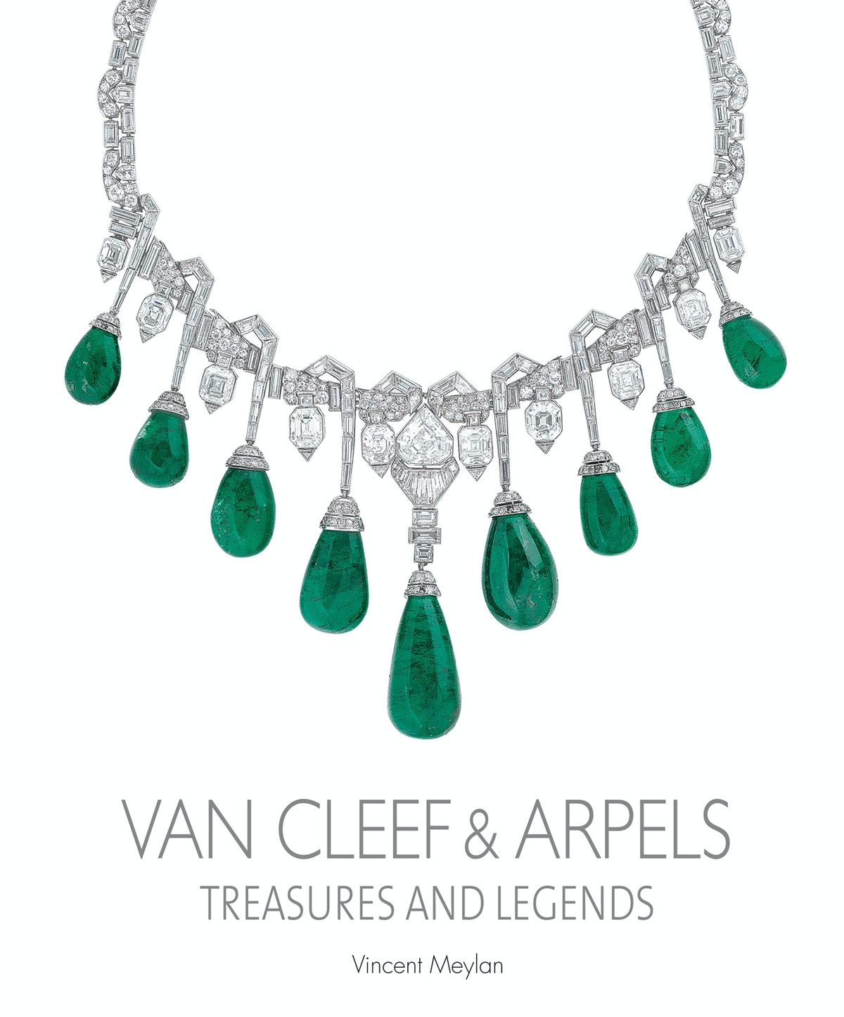 Van Cleef & Arpels: Treasures and Legends, by Vincent Meylan (Antique Collectors' Club)