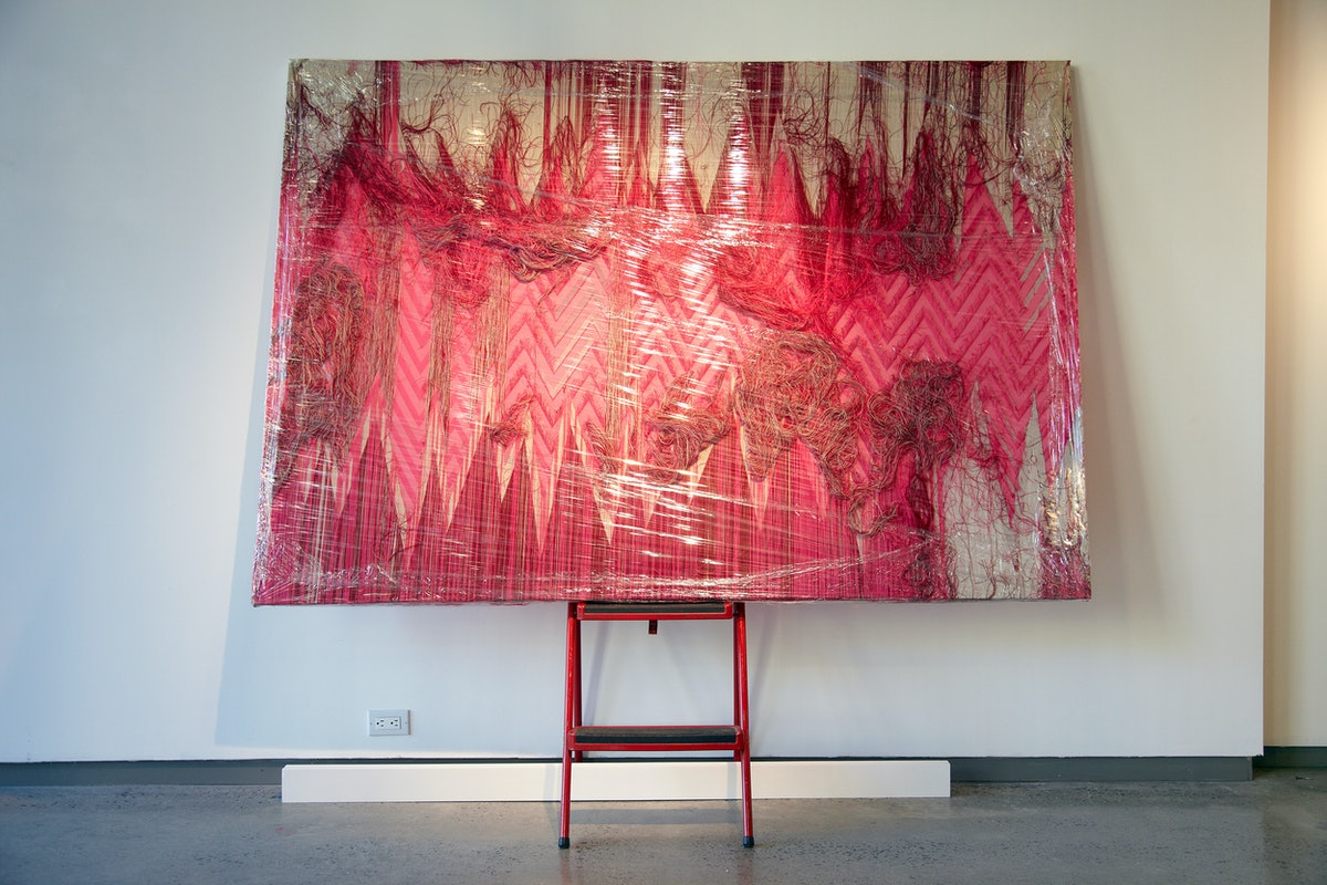 Liz Collins Studio Visit