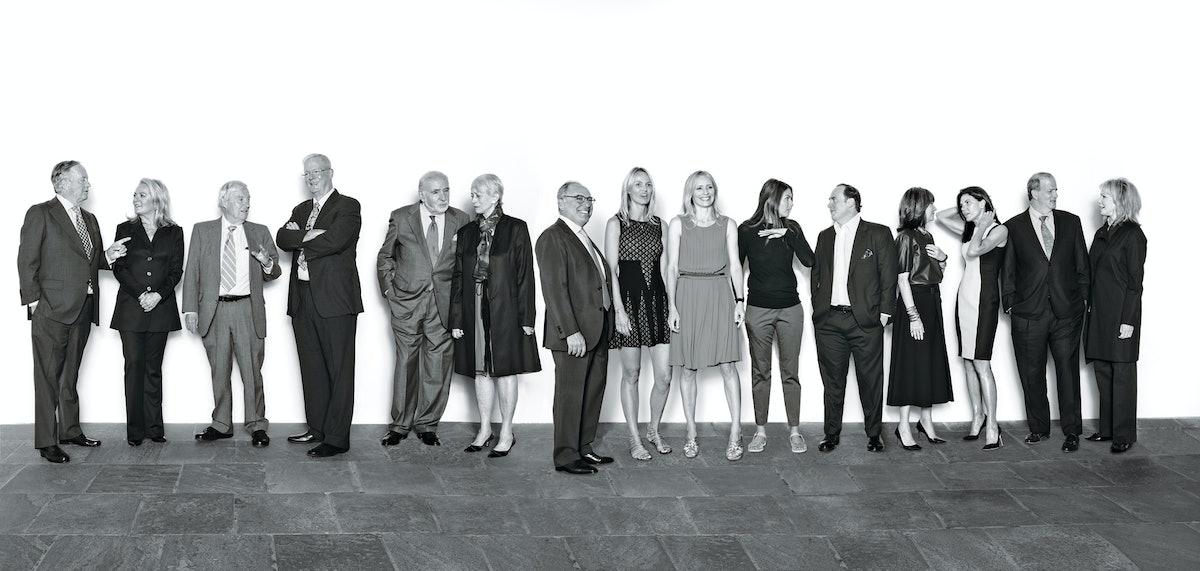 Whitney trustees