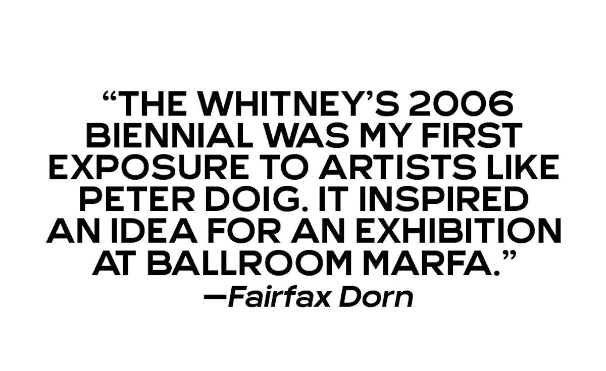 Fairfax Dorn