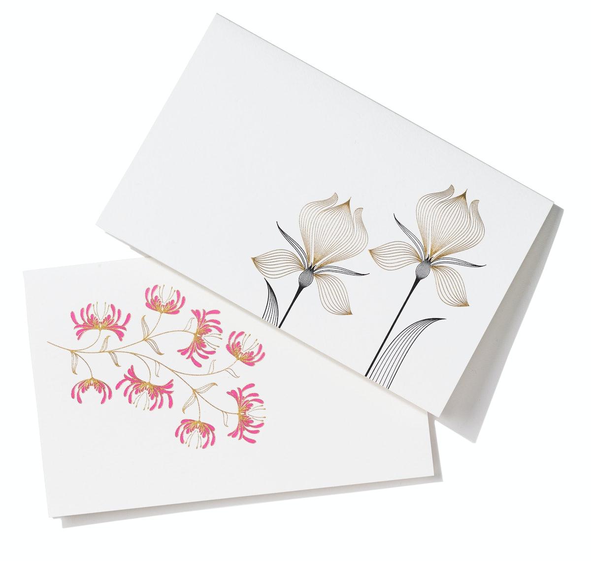 Smythson notelets