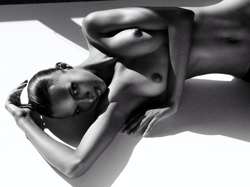 Lais Ribeiro photographed by Kenneth Willardt